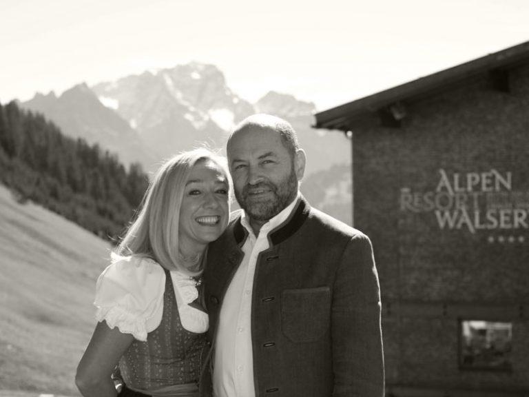 Hildegard und Frank Sperger DreamAlive Vorarlberg