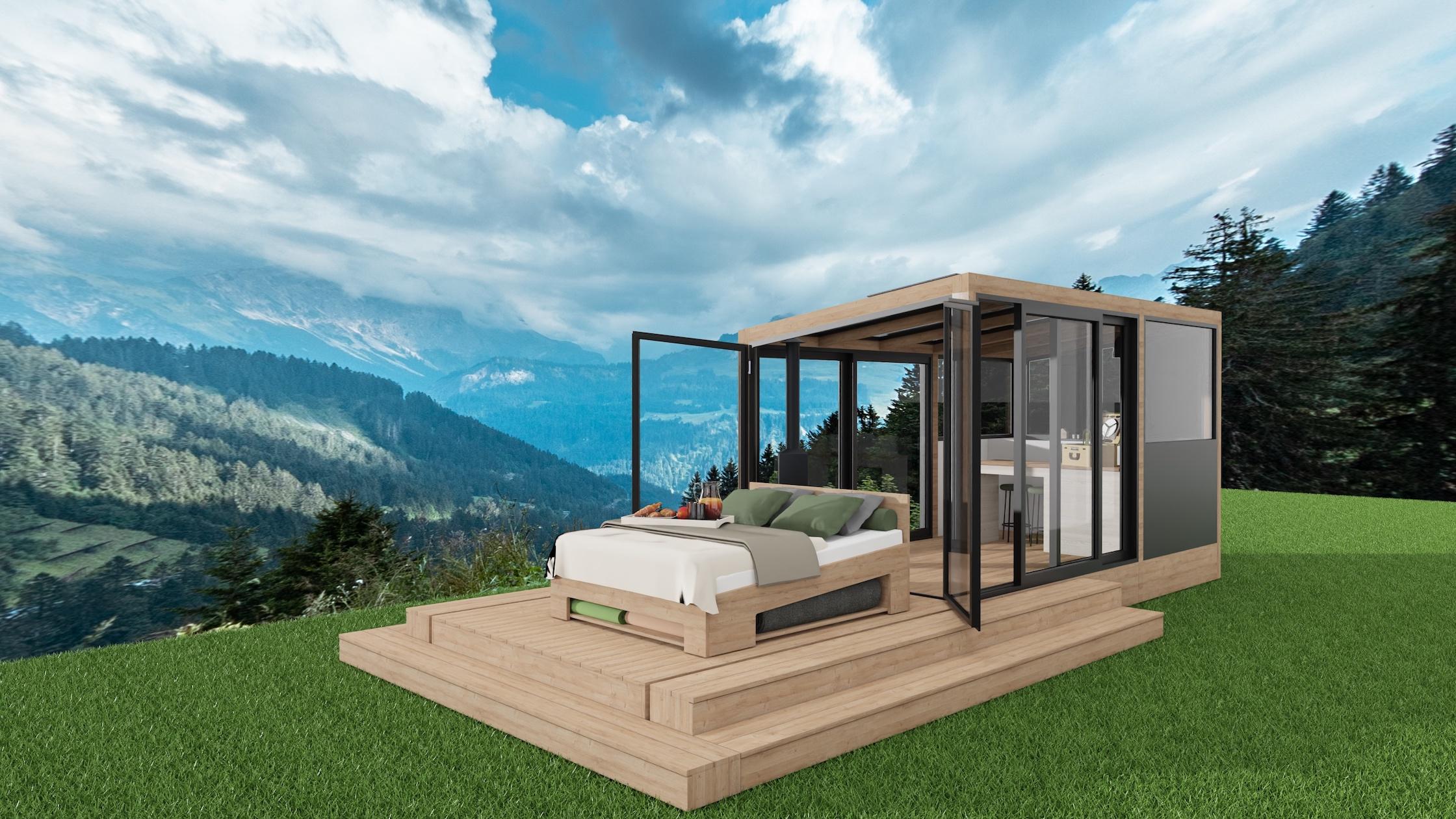 DreamAlive Lodge Walsertal